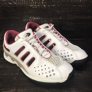 Adidas Traxion Golf Shoes Size 8.5